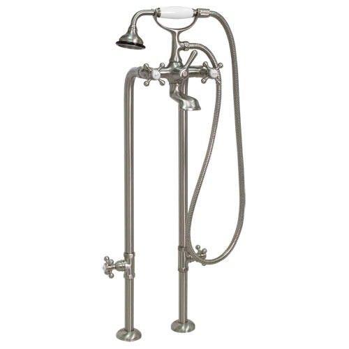 Pierre Freestanding Tub Faucet Supplies Valves Tub Faucet