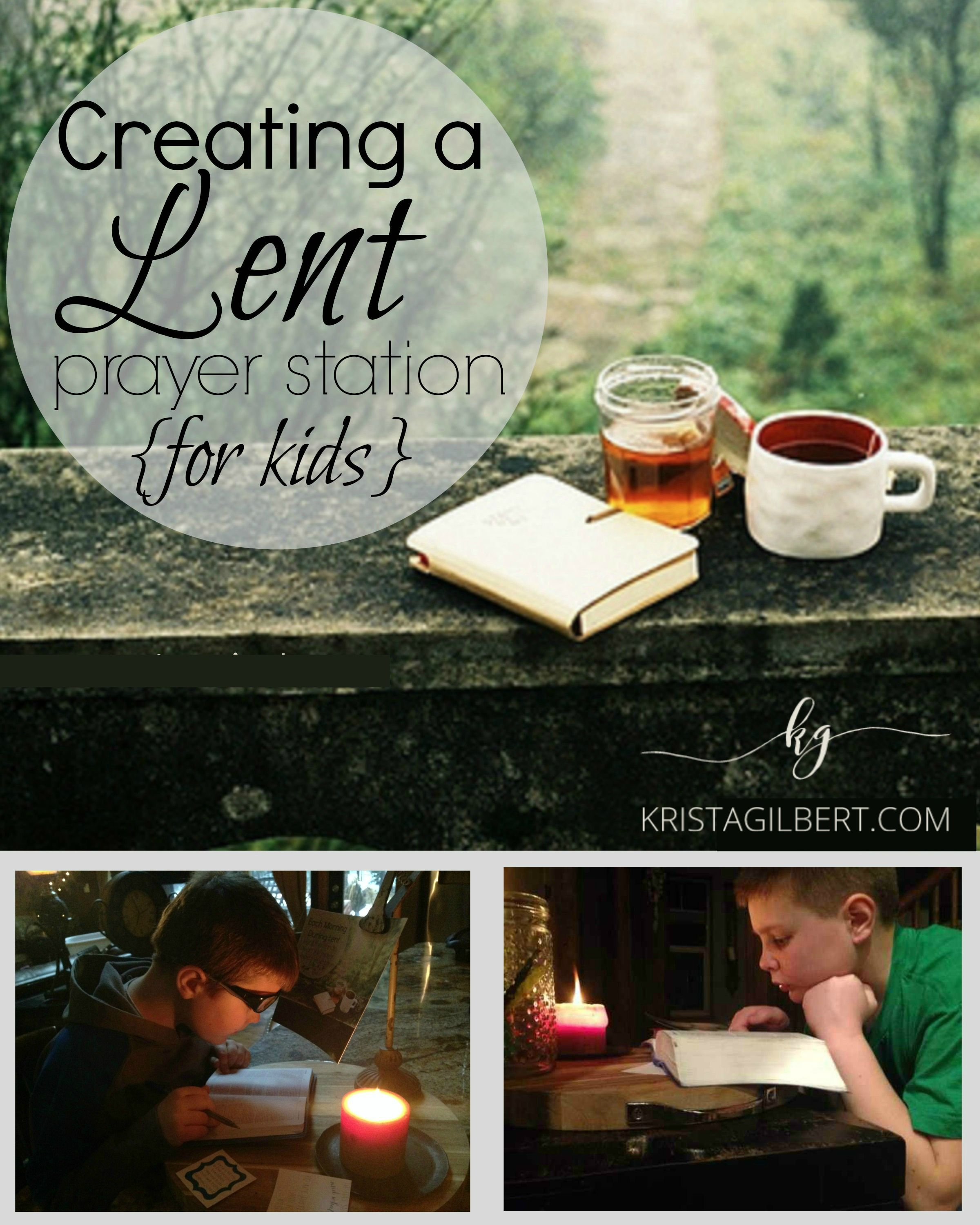 Are you looking for a way for your family to practice Lent?  Here is one idea.  It includes a free download to 40 prayers for Lent.