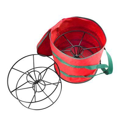 Elf Stor Premium Christmas Light Storage Bag And Reel Christmas Light Storage Christmas Storage Christmas Tree Storage