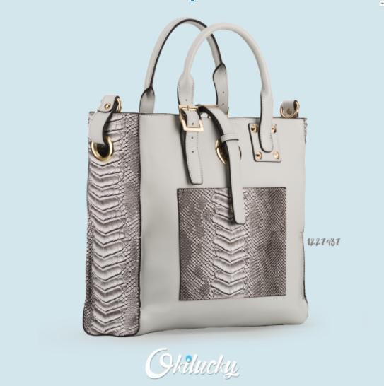 #maxibag #animalprint #Okilucky