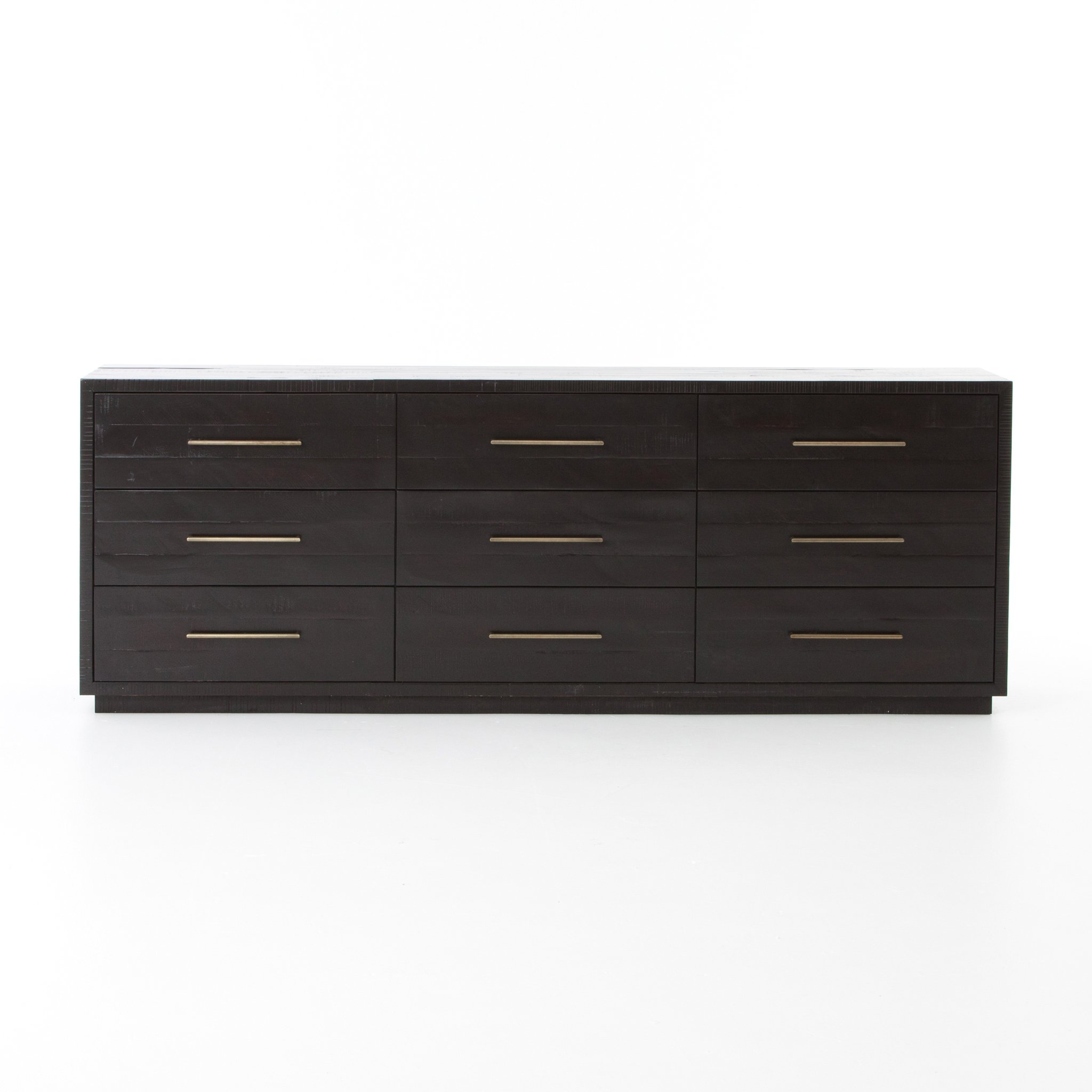 Suki 9 Drawer Dresser In Burnished Black 9 Drawer Dresser Dresser Drawers Furniture [ 2048 x 2048 Pixel ]