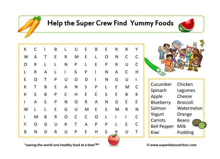 Printable Nutrition Worksheets For Kids Worksheets For Kids Kids Nutrition Kindergarten Worksheets Free printable nutrition worksheets for