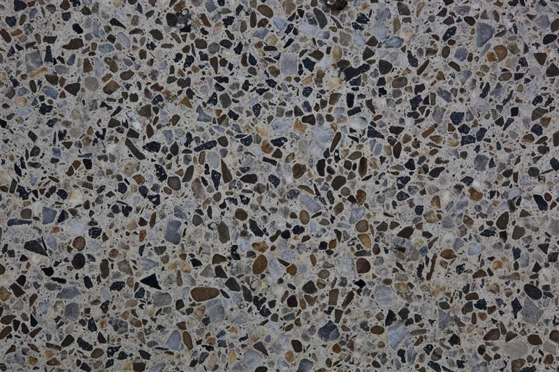 Exposed aggregate concrete floor polished concrete for Exposed concrete floor