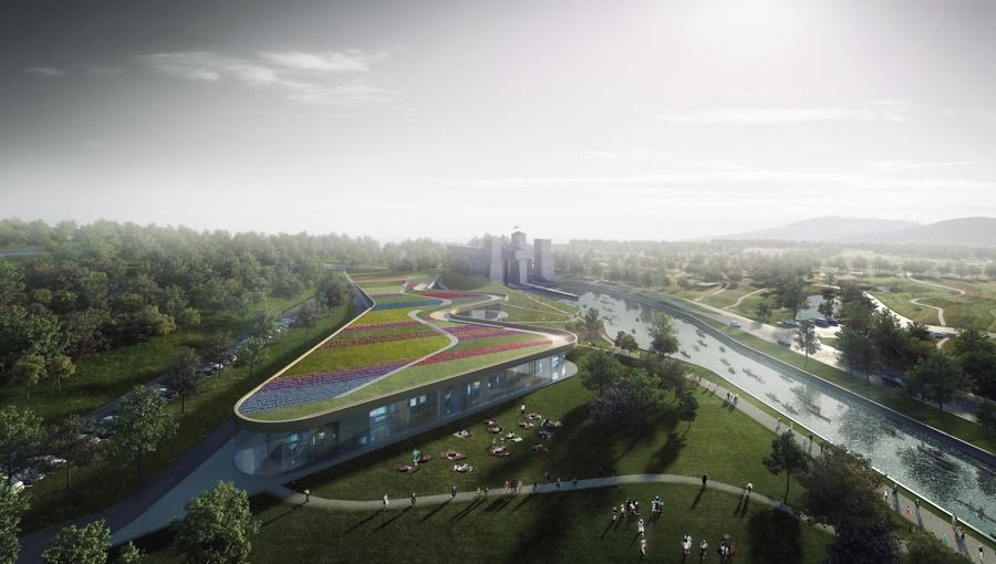 Gallery Of Heneghan Peng Wins Competition To Design