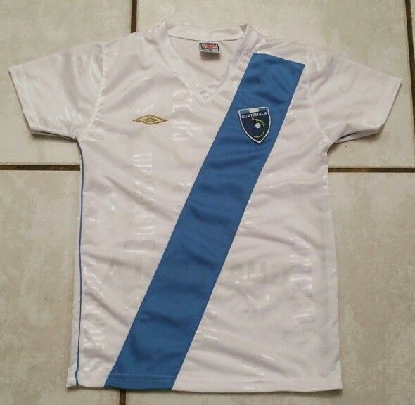 san francisco 5a046 e00e7 UMBRO Guatemala National Team Soccer Jersey | Futbol ...