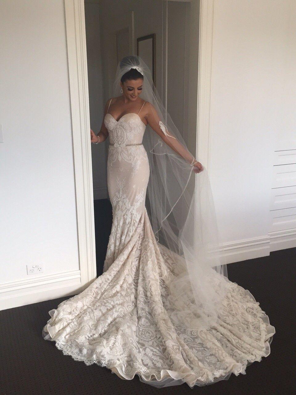USA Wedding Dress Designer  Custom Wedding Dresses  The Darius
