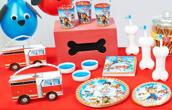 PAW Patrol Party - Paw patrol party favors, Paw patrol party, Paw patrol party supplies, Paw patrol decorations, Paw patrol birthday, Patrol party - Find great ideas for your little rescuer's birthday party with our selection of PAW Patrol party supplies and decorations