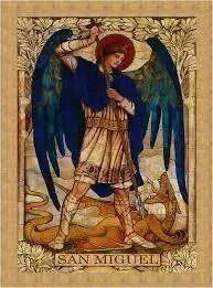 Arcangel Miguel Arcanjo