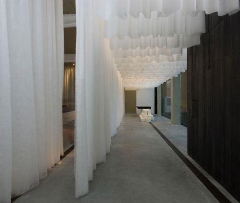 art gallery showroom by antonio ravalli architetti for the home pinterest deckchen und motive. Black Bedroom Furniture Sets. Home Design Ideas