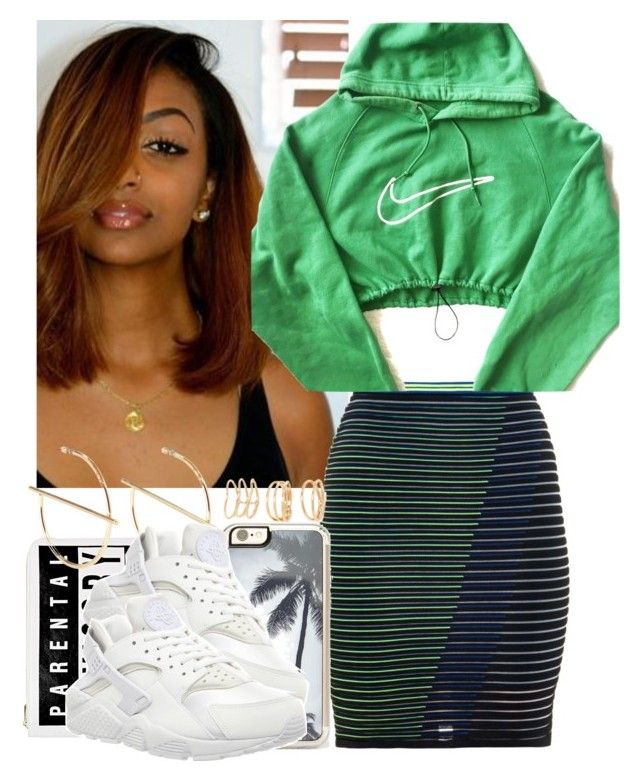 """4/20/16"" by jasmineharper ❤ liked on Polyvore featuring Alexander Wang, NIKE, Charlotte Russe, Forever 21 and Zero Gravity"