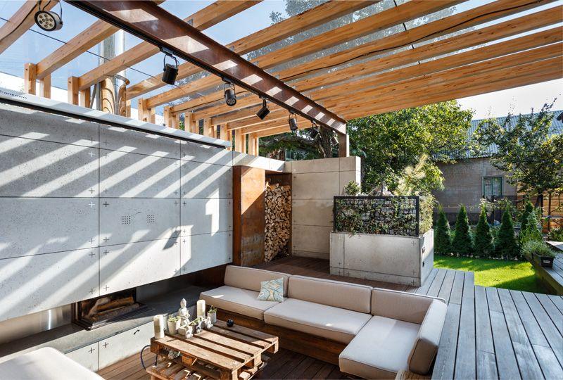 Outdoorküche Klein Venedig : Beautifully designed outdoor lounge area in ukraine in 2018 for