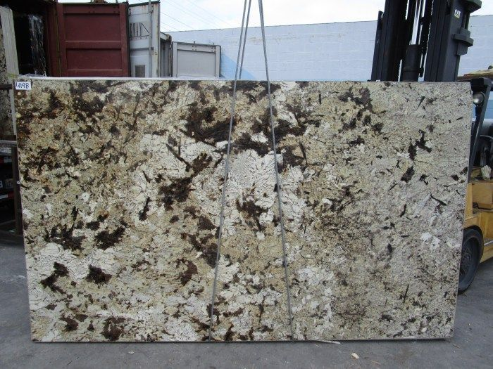 Copenhagen Polished Granite Slab Kitchen Updates