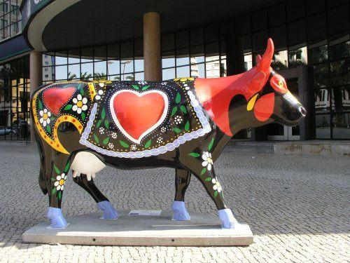Vacabarcelos - Cow Parade Portugal