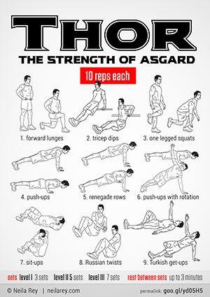 thor the strength of asgard wod neilarey com free visual
