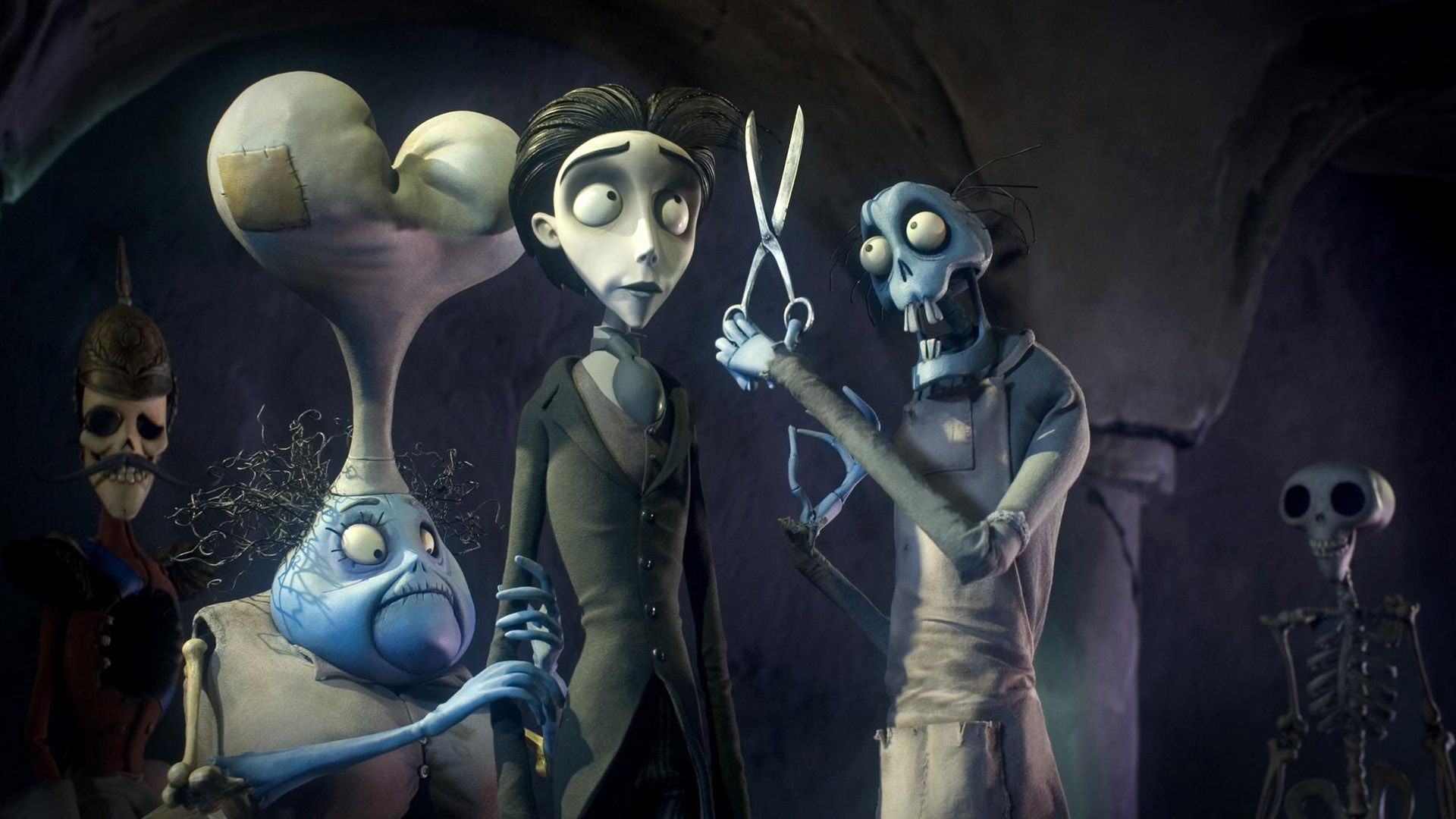 Victor Getting Ready For The Wedding In 2019 Tim Burton