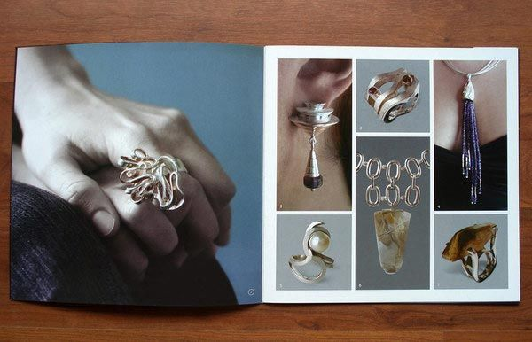 Jewelry Catalogue  Brochure Designs  Layout    Brochures