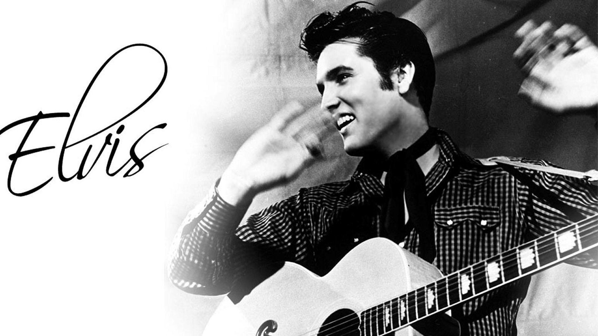 Resultado De Imagen De Beatles Elvis Wallpaper Elvis Presley Mejores Canciones Elvis Joven