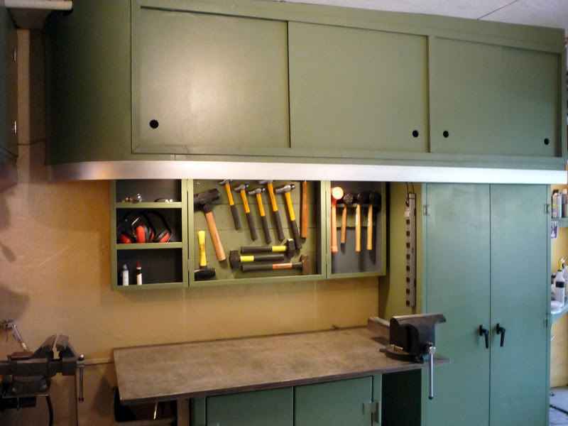 Diy Garage Cabinets Sliding Doors