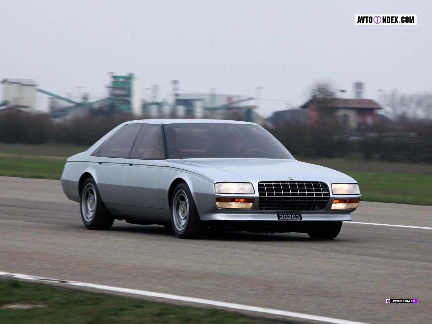 Ferrari Pinin Concept (1980)