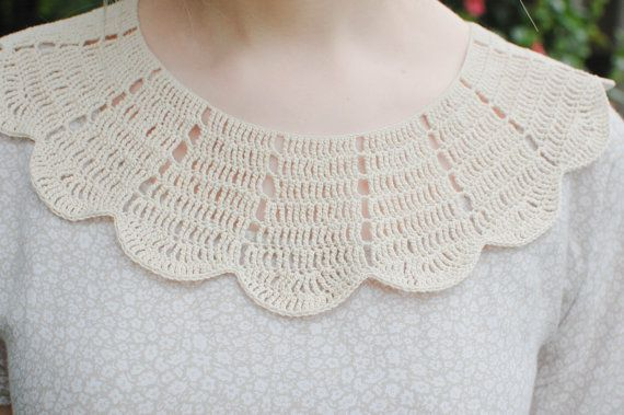 Crochet collar - I could make one!