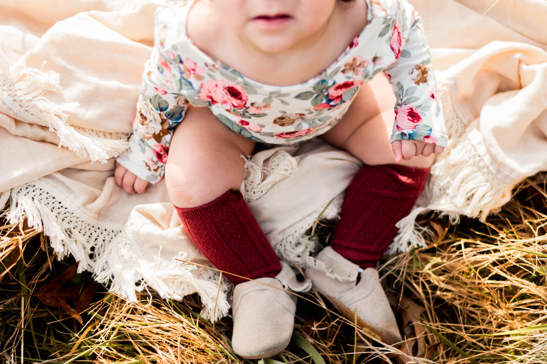 Little Love Bug Original Baby Boy & Baby Girl Moccasin – high