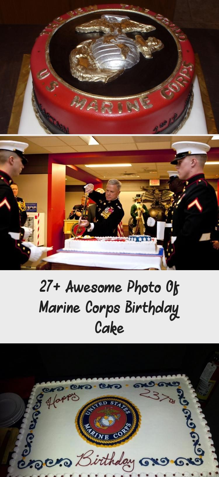 Marines Birthday 2020 Video