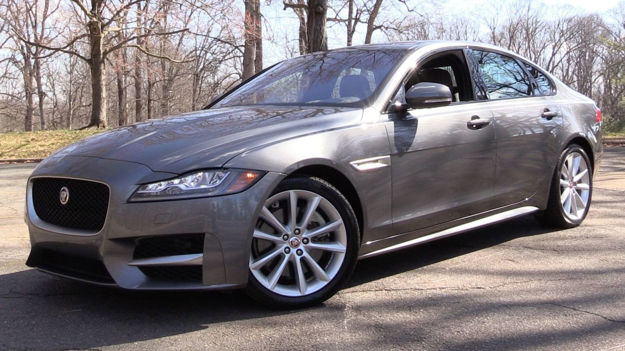 2016 Jaguar XF 35t R Sport Start Up Road Test & In Depth Review