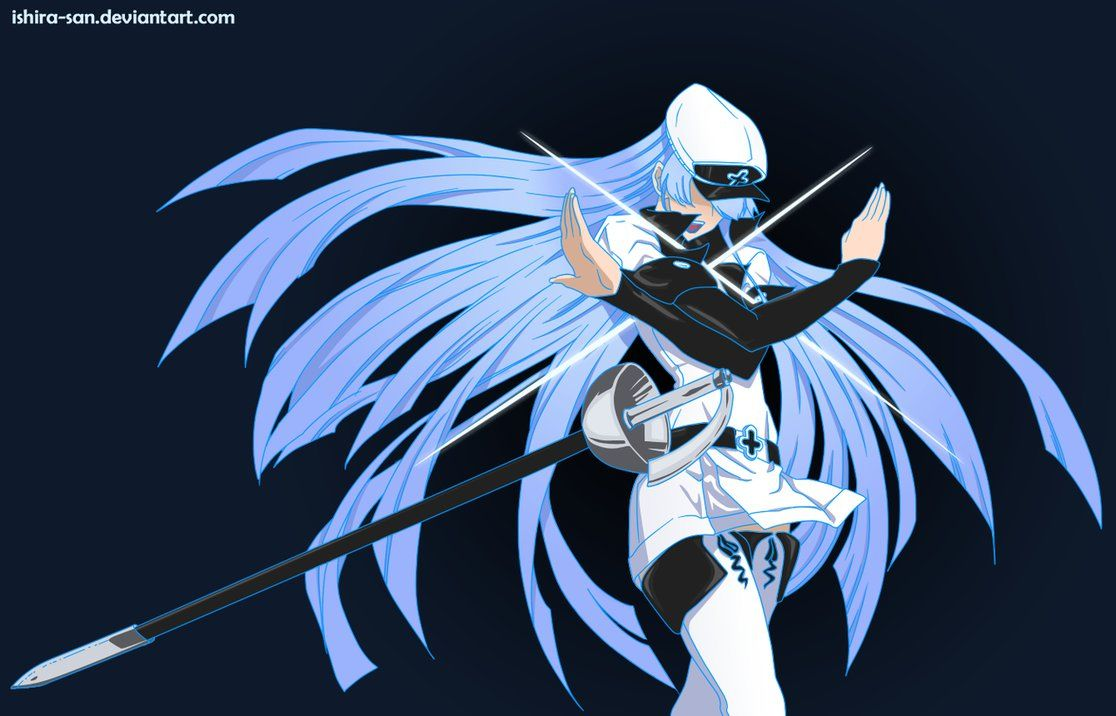 Mine From Akame Ga Kill!. If You Still Don't Know About