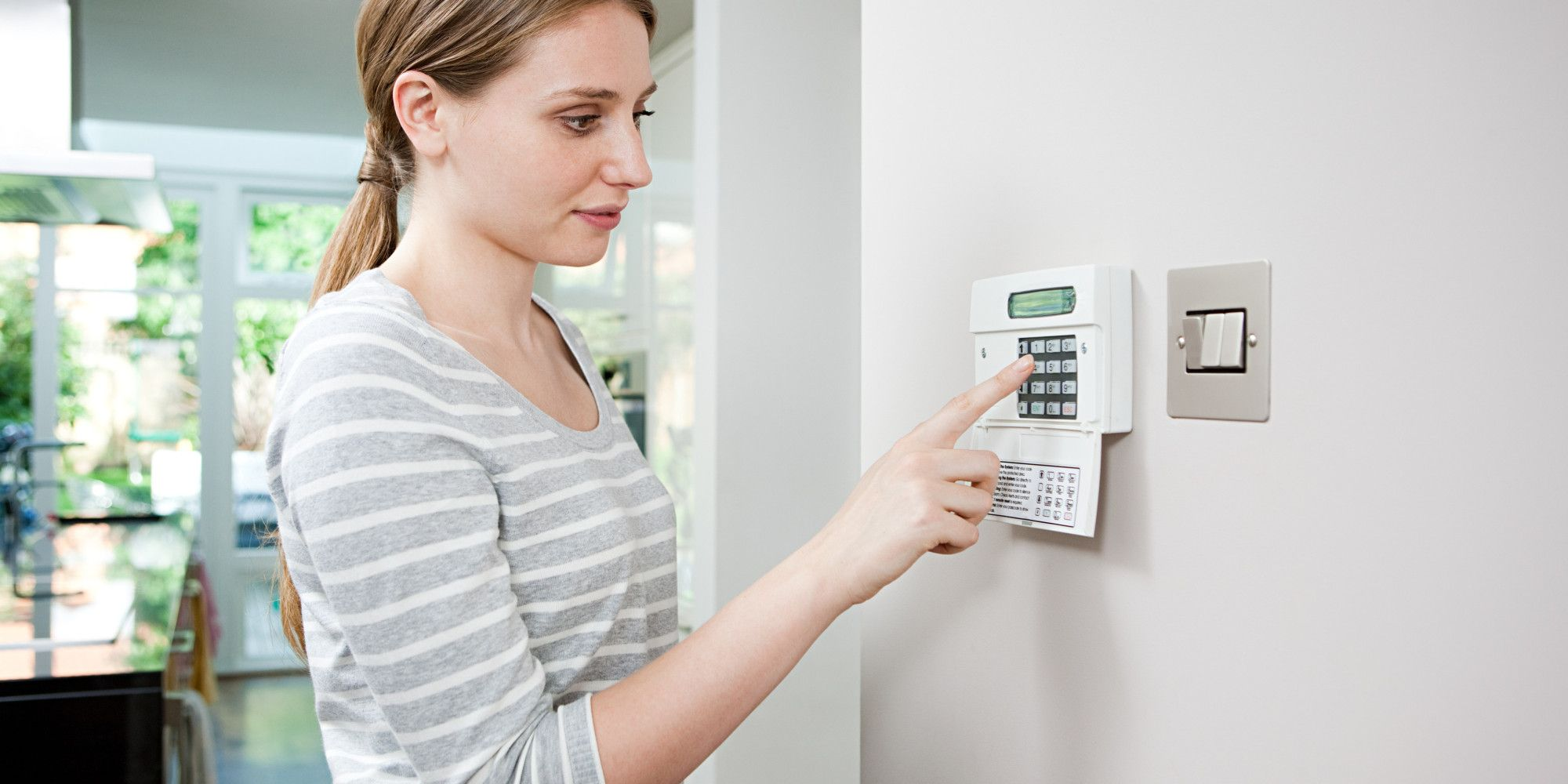 9 Secrets To Staying Safe When Living Alone Home Security Tips Home Safety Living Alone Tips