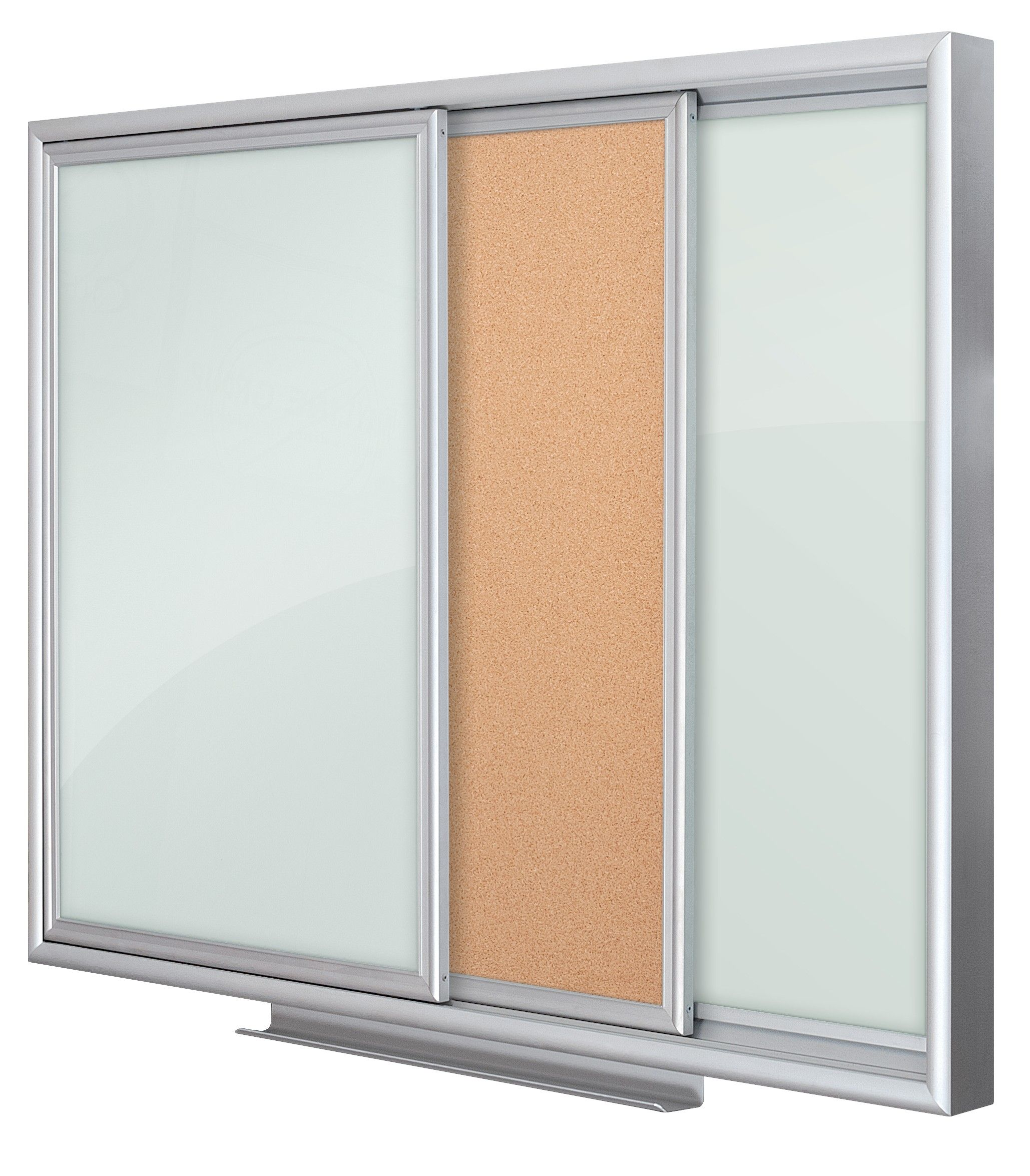 Sliding Cork Board | , Insight, Board, Sliding Glass Cabinet, Wall Cabinet,
