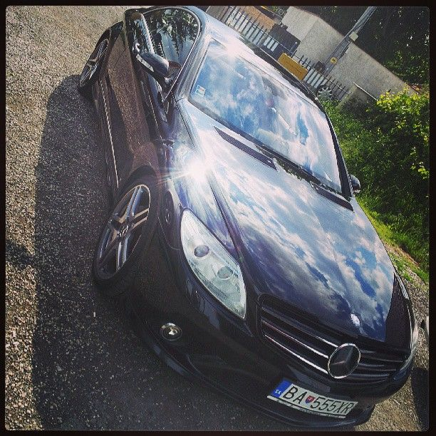 Look at this Mercedes Benz CL on Carhoots.com