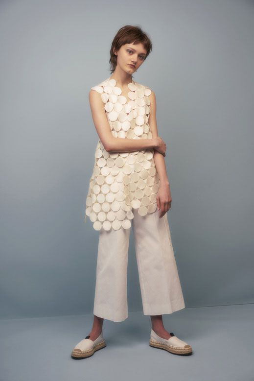 Fashion Story: Soft + Desaturated