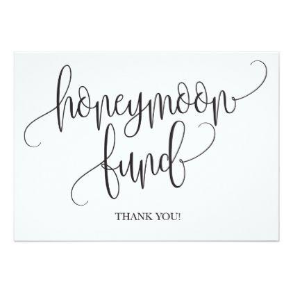 Honeymoon Fund Wedding Sign Zazzle Com Honeymoon Fund Honeymoon Fund Sign Wedding Signs