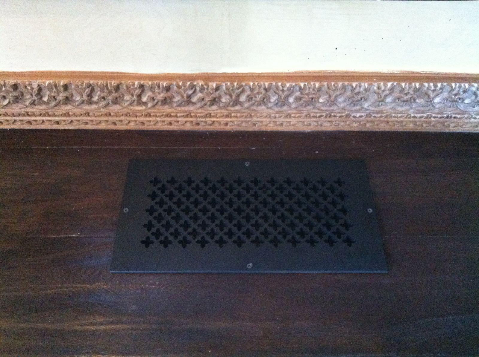 A/C Vent Cover Decorative vent cover, Vent covers, Decor