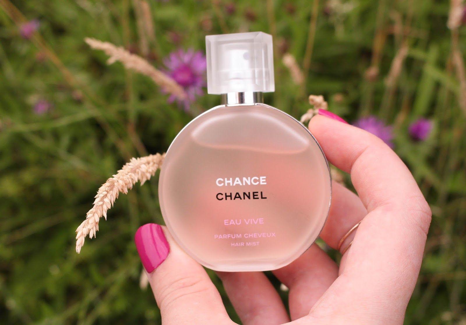 Chanel Chance Eau Vive Hair Mist Review Chanelcosmetics