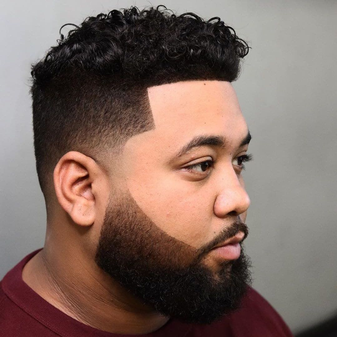 40 Curly Hairstyles For Men 2021 Trends Curly Hair Men Curly Hair Fade Male Haircuts Curly