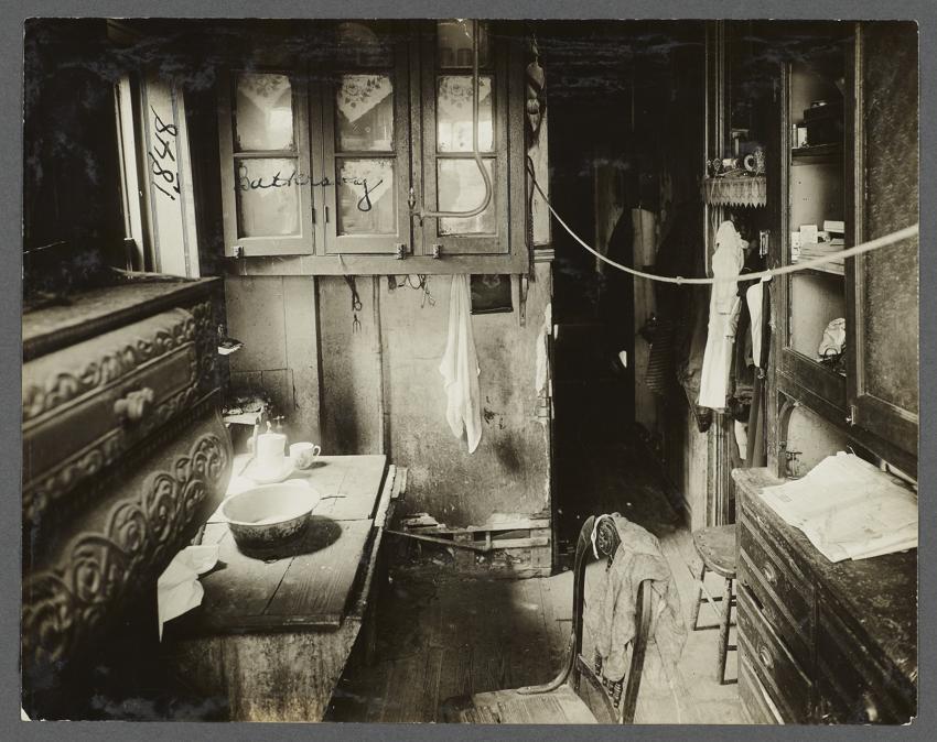 Tenement Home Kitchens 1910 Jessie Tarbox Beals. Those