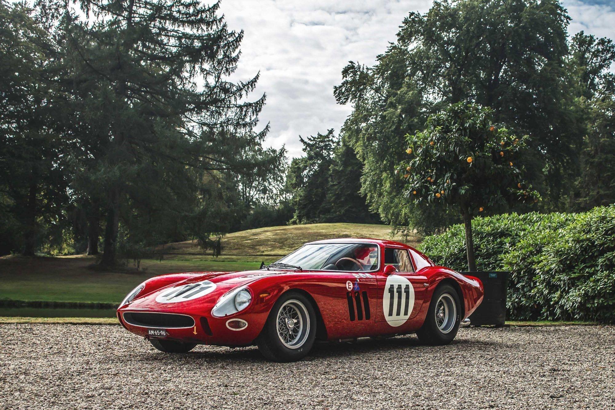 Pin By Jean Luc Deckers On Ferrari Classic Ferrari Gto Sports Car