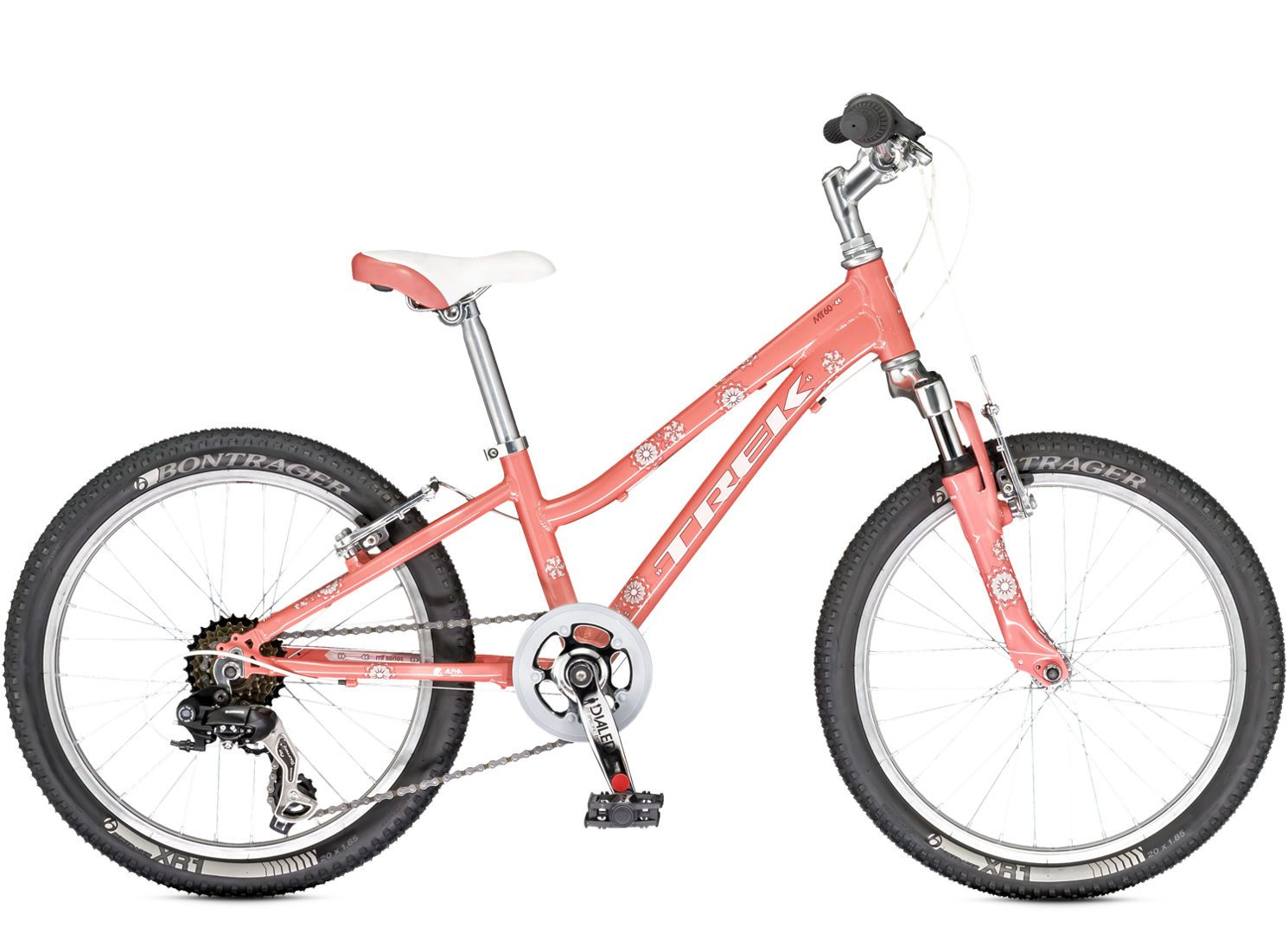 Mt 60 Girl S Trek Bicycle Trek Bicycle Kids Mountain Bikes Trek Bikes