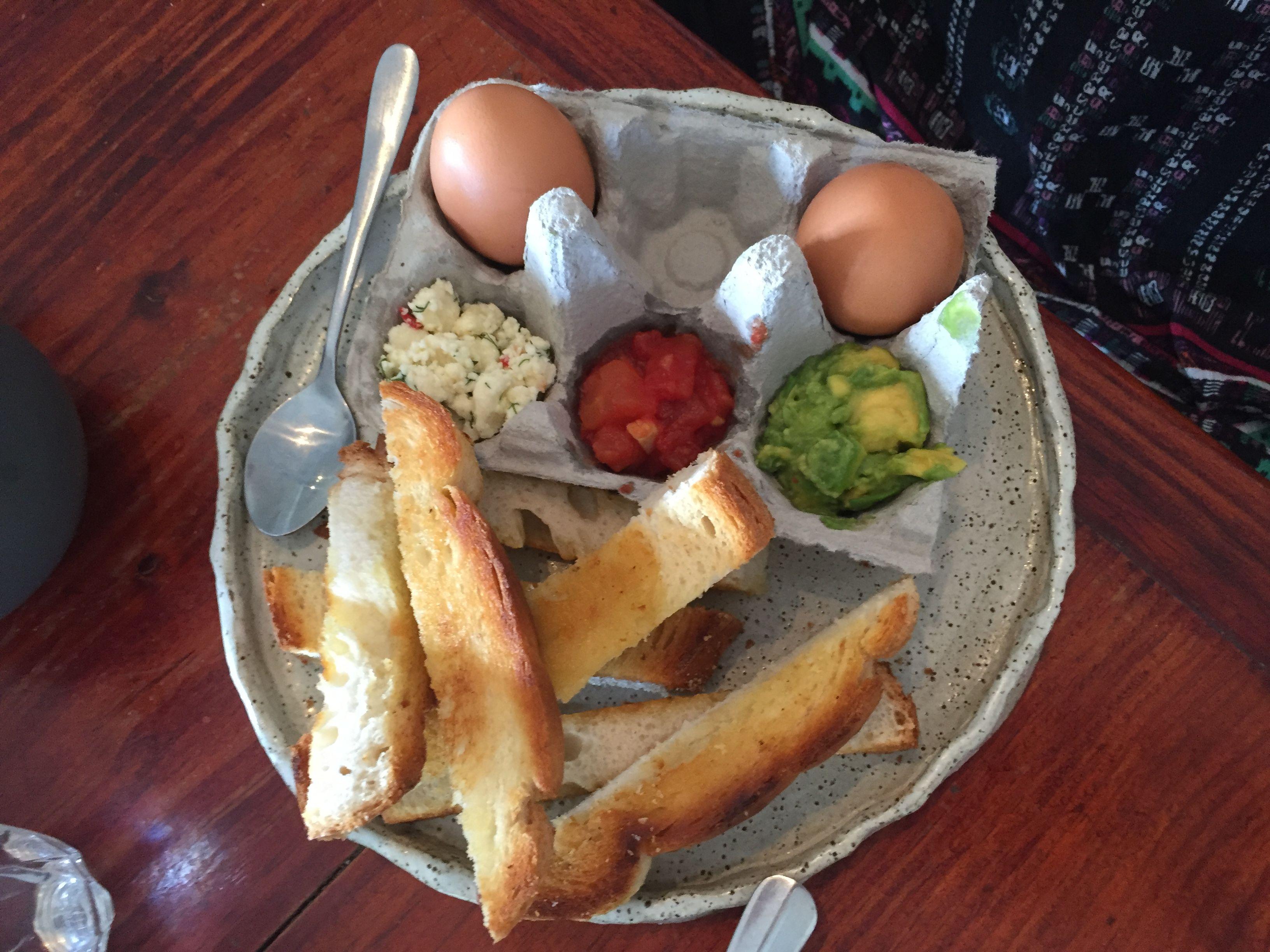 "Dippin Eggs ""Little Boat Espresso"" 3 Lorraine Avenue Marcoola 4564 QLD Sunshine Coast Australia"