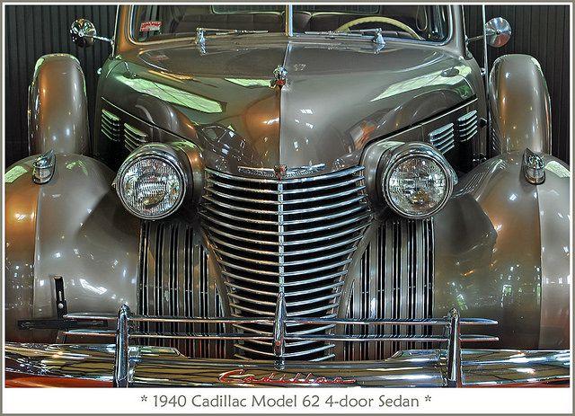 1940 Cadillac 4-door Sedan