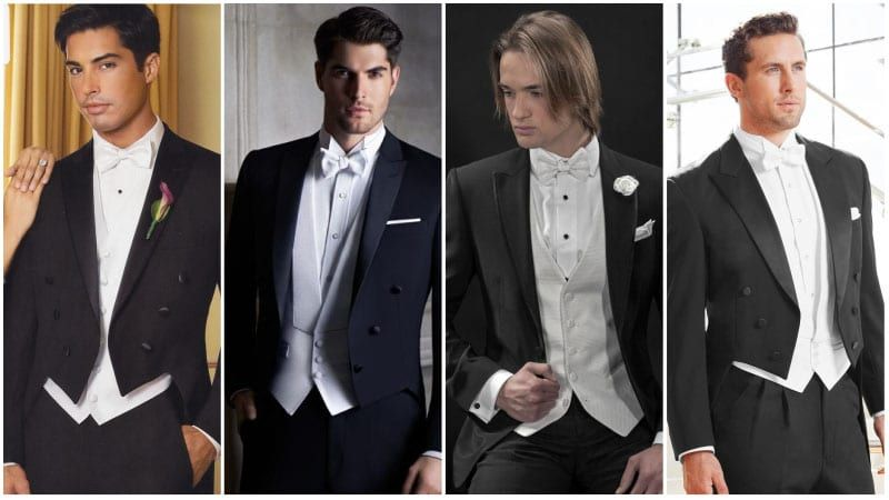 What To Wear To A White Tie Event The Trend Spotter White Tie Event White Tie White Tie Dress Code