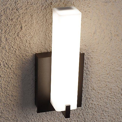 Cosmo 12 Outdoor Led Wall Sconce By Tech Lighting At Lumens Com Led Wall Sconce Tech Lighting Wall Sconces