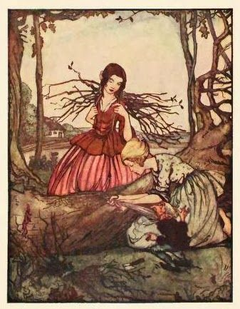 Rie Cramer, Grimm´s fairy tales