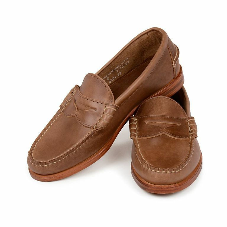f94f5e9dcdd The Beefroll Penny Loafer is Rancourt s iconic shoe. Cut from unlined  Horween Chromexcel it doesn t get any more Uniquely American than this.