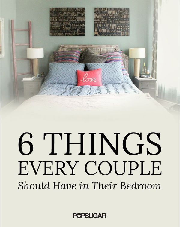 6 things every couple should have in their bedroom | styling