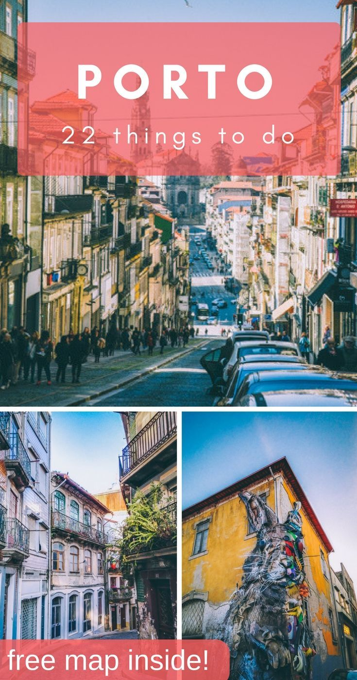 Travel Porto (Portugal): things to do in Porto, Porto travel, Porto guide, 22 things to do in Porto in winter, P...