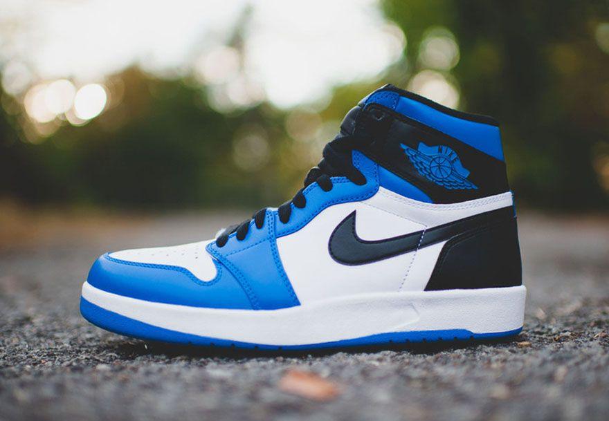AIr jordan 1 blue colorway for pick All