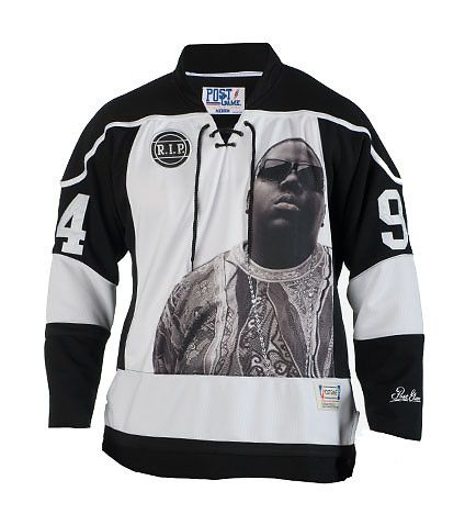 post game jersey