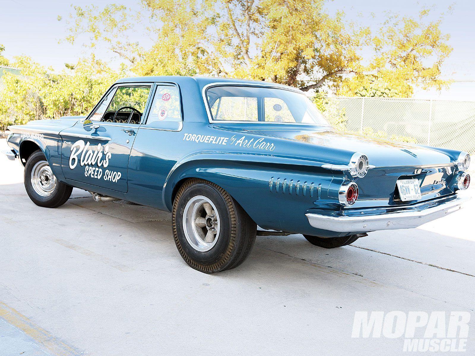 1962 Dodge Dart 440 Mopar Dodge Dart Classic Cars Muscle